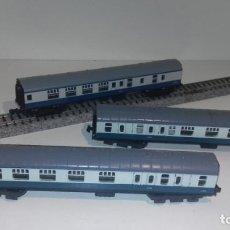 Trenes Escala: LIMA N 3 VAGONES PASAJEROS -- L50-288 (CON COMPRA DE 5 LOTES O MAS, ENVÍO GRATIS). Lote 292610183