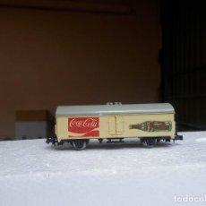 Trenes Escala: VAGÓN CERRADO ESCALA N DE LIMA. Lote 293891498
