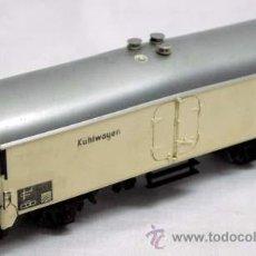 Trenes Escala: VAGÓN FRIGORÍFICO MERCANCIAS MARKLIN H0 KUHLWAGEN. Lote 9297786