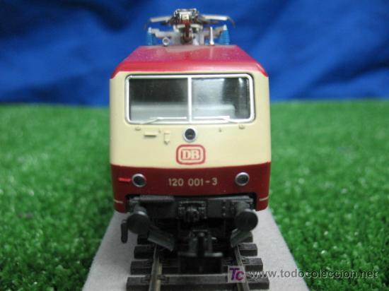 Trenes Escala: (MARKLIN) LOCOMOTORA CORRIENTE ALTERNA H0 REF: 3153 - Foto 2 - 25569716