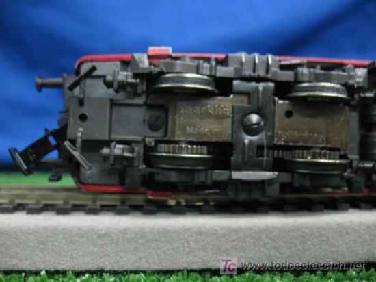 Trenes Escala: (MARKLIN) LOCOMOTORA CORRIENTE ALTERNA H0 REF: 3153 - Foto 4 - 25569716