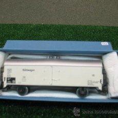 Trenes Escala: (MARKLIN) VAGON DE MERCANCIAS H0 . Lote 21374742