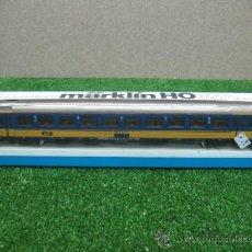 Trenes Escala: (MARKLIN) VAGON DE VIAJEROS H0 --- REF: 4263. Lote 21529206