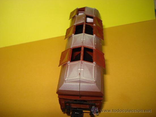 Trenes Escala: Vagon a Descarga Auto. con 10 Puertas Abatibles Ref. 4626 de MARKLIN escala *H0*.Fabricado año 1990. - Foto 3 - 27602244
