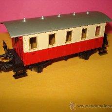 Trenes Escala: COCHE DE VIAJEROS PRIVADO REF. 4107 DE MARKLIN ESCALA *H0*.FABRICADO AÑO 1991.. Lote 24292680