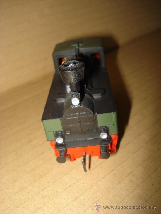 Trenes Escala: Locomotora-Tender Tipo Landerbhan Ref. 3087 de MARKLIN en *H0* Analogica C. Alterna. Año 1992 . - Foto 6 - 27367799