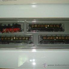 Trenes Escala: COMPOSICION FERROCARRILES REALES DE WURTEMBERG REF. 2865 MARKLIN EN *H0* ANALOGICA C. ALT. 1990S. .. Lote 27283629