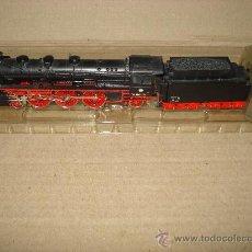 Trenes Escala: LOCOMOTORA A VAPOR Y TENDER BR 03 DE LA DB REF.3097 DE MARKLIN EN *H0* ANALOGICA. AC. AÑO 1993.. Lote 27302193