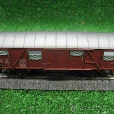 Trenes Escala: MARKLIN - VAGON DE MERCANCIAS DE LA DB-ESCALA H0-. Lote 26580491