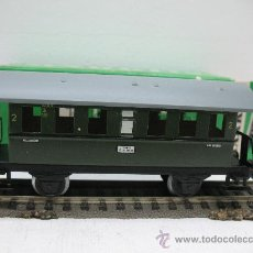 Trenes Escala: MARKLIN H0 REF: 4000 - VAGON DE PASAJEROS DE 2ºCLASE - ESCALA H0. Lote 27783400