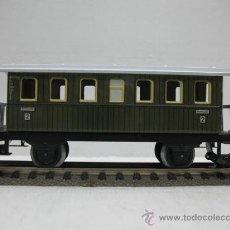 Trenes Escala: VAGON DE PASAJEROS DE METAL MARKLIN H0 BOLL GOPPINGEN REF:4040. Lote 27804558
