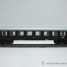 Trenes Escala: MARKLIN H0 REF: 4023- VAGON DE PASAJEROS EXPRESS - DE LA DB - ESCALA H0. Lote 27816960
