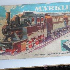 Trenes Escala: TREN ELECTRICO MARKLIN MODELO 29-41. Lote 28228912