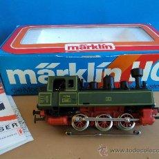 Trenes Escala: LOCOMOTORA MARKLIN H0-REF-3087-COMO NUEVA. Lote 28855182