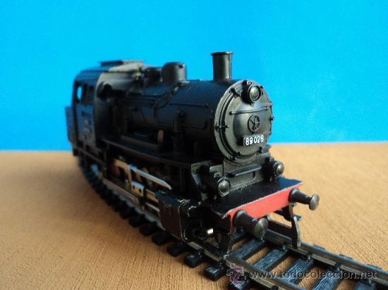Trenes Escala: MARKLIN LOCOMOTORA REF-3000 CORRIENTE ALTERNA - Foto 6 - 28892501