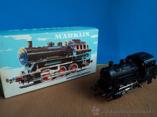 Trenes Escala: MARKLIN LOCOMOTORA REF-3000 CORRIENTE ALTERNA - Foto 5 - 28892501