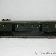 Trenes Escala: MARKLIN - VAGON 346/4 -CORRIENTE ALTERNA-ESCALA H0- . Lote 28970665