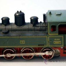 Trenes Escala: LOCOMOTORA VAPOR MARKLIN 3087 ESCALA HO.. Lote 31668793