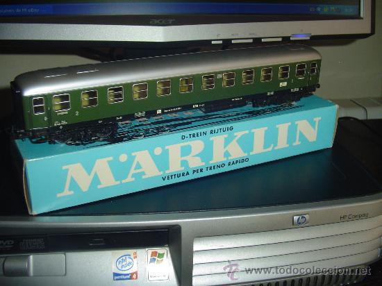 Trenes Escala: marklin. Vagón pasajeros 4033 - Foto 2 - 32576911