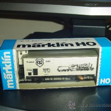 Trenes Escala: MARKLIN. VAGÓN MUSEO DE 1988.. Lote 32576988