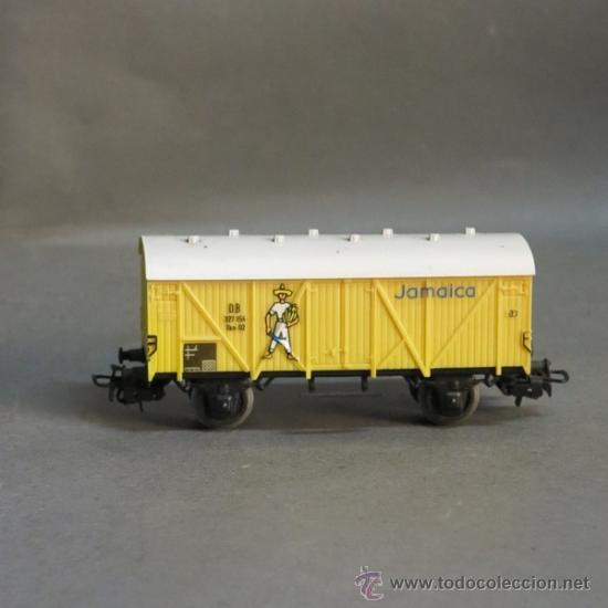 Trenes Escala: Vagón Jamaica de Marklin / Märklin. 1950 - 1960. - Foto 3 - 33446834
