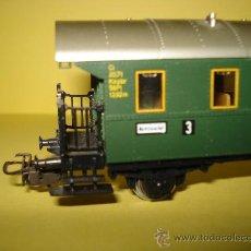Trenes Escala: COCHE DE VIAJEROS 3ª CLASE UNIFICADO DE LA DB ESCALA *H0* DE MARKLIN AÑO 1990S. Lote 34548317