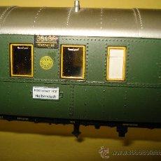 Trenes Escala: COCHE DE VIAJEROS 2ª Y 3ª CLASE UNIFICADO DE LA DB ESCALA *H0* DE MARKLIN AÑO 1990S. Lote 34548600