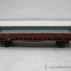 Trenes Escala: MARKLIN - VAGÓN PLATAFORMA DE LA DB - ESCALA H0. Lote 34723977