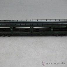 Trenes Escala: MARKLIN - VAGÓN PORTACOCHES DE LA DB - ESCALA H0. Lote 34909718