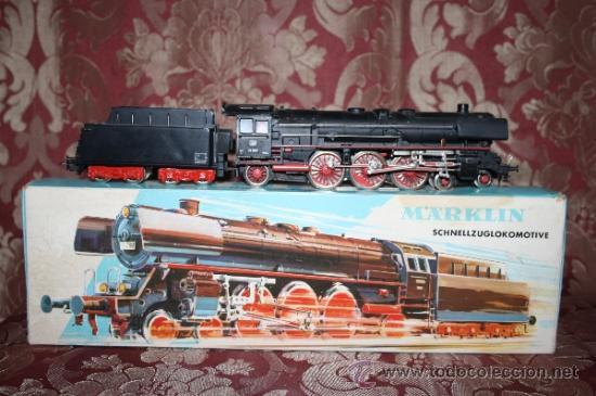 Trenes Escala: IMPRESIONANTE LOTE DE MARKLIN - CON 9 LOCOMOTORAS, 28 VAGONES, VÍAS Y MANUALES - Foto 2 - 163049145