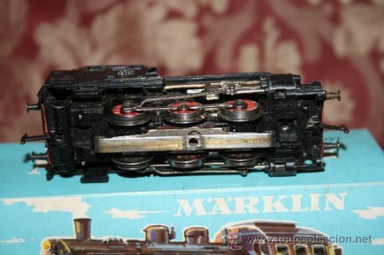 Trenes Escala: IMPRESIONANTE LOTE DE MARKLIN - CON 9 LOCOMOTORAS, 28 VAGONES, VÍAS Y MANUALES - Foto 16 - 163049145