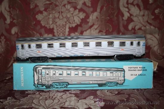 Trenes Escala: IMPRESIONANTE LOTE DE MARKLIN - CON 9 LOCOMOTORAS, 28 VAGONES, VÍAS Y MANUALES - Foto 31 - 163049145