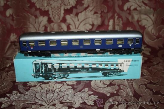 Trenes Escala: IMPRESIONANTE LOTE DE MARKLIN - CON 9 LOCOMOTORAS, 28 VAGONES, VÍAS Y MANUALES - Foto 32 - 163049145