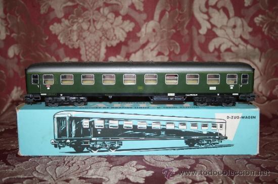 Trenes Escala: IMPRESIONANTE LOTE DE MARKLIN - CON 9 LOCOMOTORAS, 28 VAGONES, VÍAS Y MANUALES - Foto 33 - 163049145