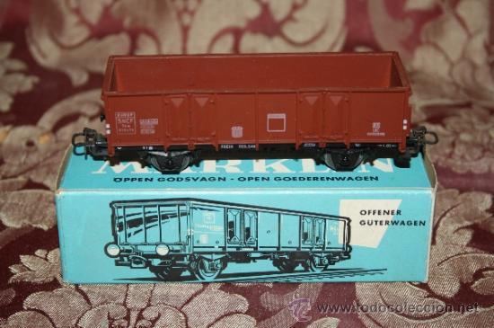 Trenes Escala: IMPRESIONANTE LOTE DE MARKLIN - CON 9 LOCOMOTORAS, 28 VAGONES, VÍAS Y MANUALES - Foto 36 - 163049145