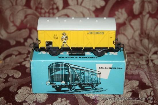 Trenes Escala: IMPRESIONANTE LOTE DE MARKLIN - CON 9 LOCOMOTORAS, 28 VAGONES, VÍAS Y MANUALES - Foto 38 - 163049145