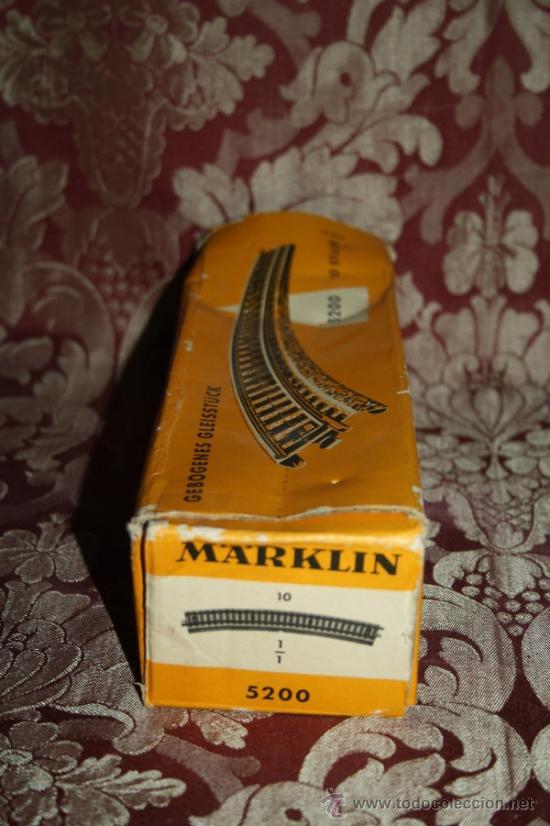 Trenes Escala: IMPRESIONANTE LOTE DE MARKLIN - CON 9 LOCOMOTORAS, 28 VAGONES, VÍAS Y MANUALES - Foto 54 - 163049145