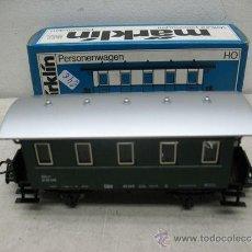 Trenes Escala: MARKLIN REF: 4007 - VAGÓN DE PASAJEROS DE LA OBB 40 045 - ESCALA H0. Lote 42584083