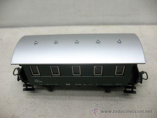 Trenes Escala: Marklin Ref: 4007 - Vagón de pasajeros de la OBB 40 045 - Escala H0 - Foto 3 - 42584083