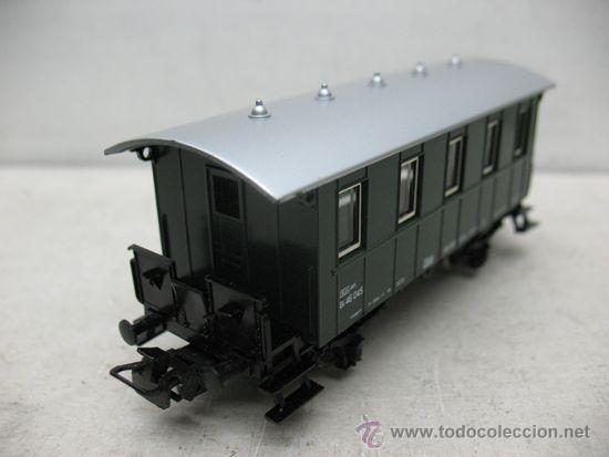 Trenes Escala: Marklin Ref: 4007 - Vagón de pasajeros de la OBB 40 045 - Escala H0 - Foto 4 - 42584083