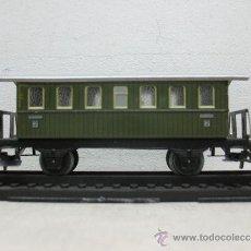 Trenes Escala: MARKLIN VAGON DE PASAJEROS 2º CLASE 4051STG. Lote 38417514