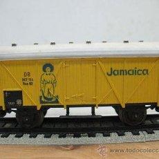 Trenes Escala: MARKLIN -VAGON JAMAICA DE LA DB-ESCALA H0-. Lote 38498648