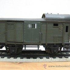 Trenes Escala: MARKLIN -FURGON DE LA DB-ESCALA H0-. Lote 38498696