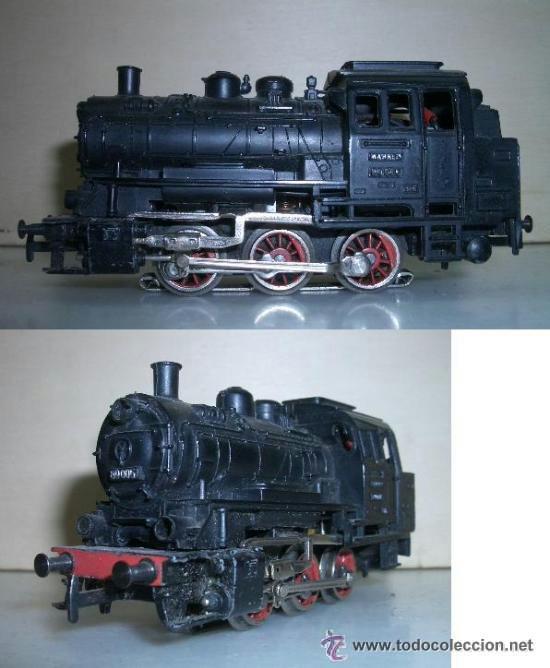 TREN MÄRKLIN HO 005 (Juguetes - Trenes a Escala - Marklin H0)