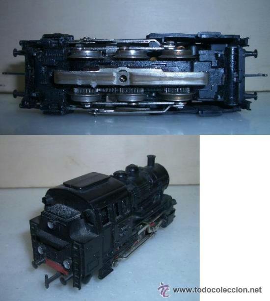 Trenes Escala: TREN Märklin HO 005 - Foto 2 - 38927047