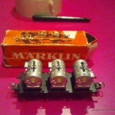 Trenes Escala: VAGON MERCANCIAS MARKLIN H0 . Lote 41028227