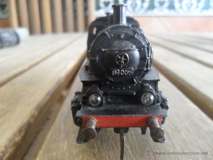 Trenes Escala: LOCOMOTORA MODELO 89005 MARKLIN HO - Foto 3 - 41793655