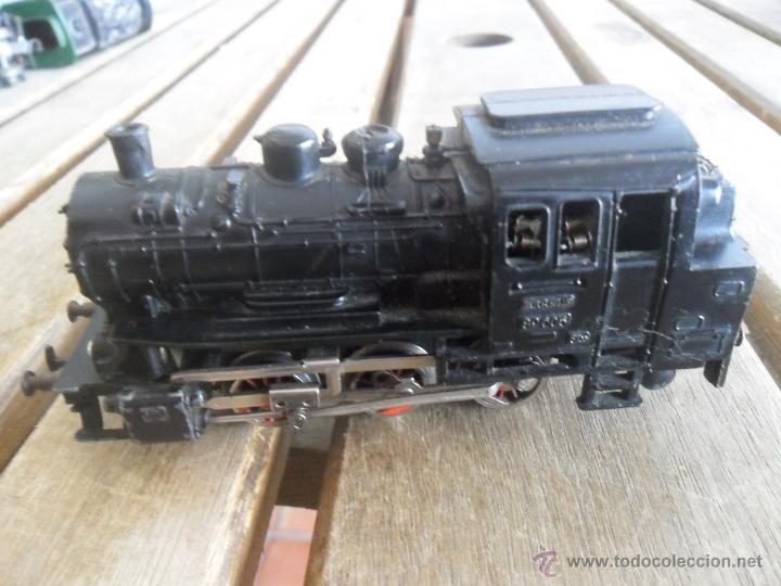 Trenes Escala: LOCOMOTORA MODELO 89005 MARKLIN HO - Foto 4 - 41793655