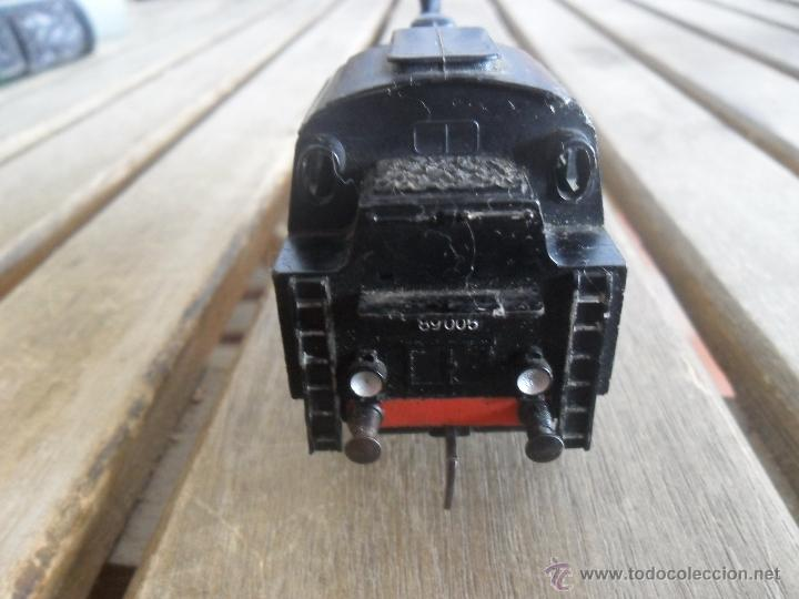 Trenes Escala: LOCOMOTORA MODELO 89005 MARKLIN HO - Foto 5 - 41793655