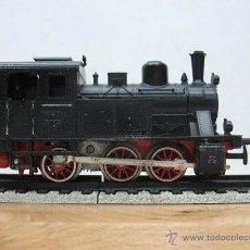 Trenes Escala: MARKLIN REF: 3029 - LOCOMOTORA DE VAPOR DE CORRIENTE ALTERNA - ESCALA H0. Lote 42153616